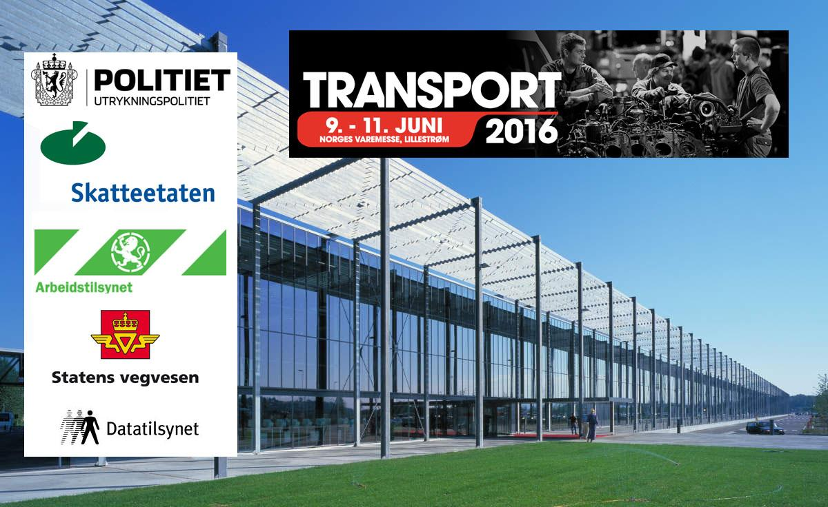 Etatene stiller på Transport 2016