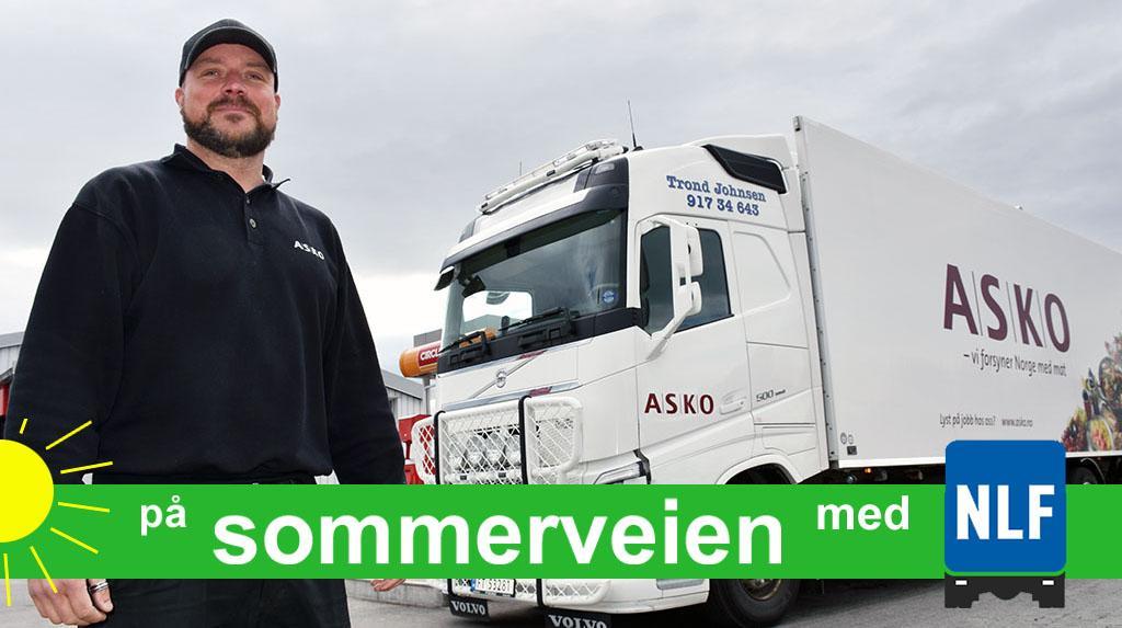 lastebilsjåfør lønn 2016