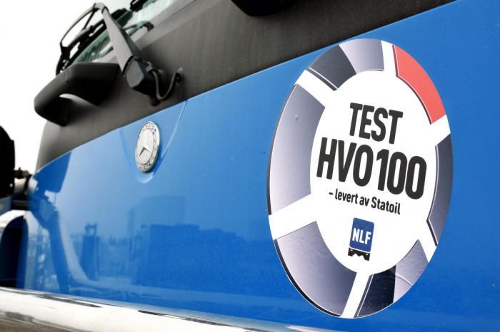 SLUTT: Etter at prisen på HVO 100 økte kraftig ved nyttår avblåser NLF sin test av drivstoffet.